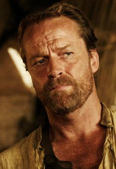 Iain Glen as Jorah Mormont, Game of Thrones