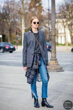 Sasha Luss Street Style Street | @sharmtoaster