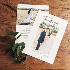 Zur Danksagung nach der Hochzeit verschickt man am besten persönliche Dankeskarten an die Hochzeitsgäste. Die besten Tipps dazu findet Ihr hier. Polaroid Film, Running Away, Thanks Card, Cards, Tips
