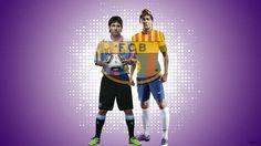 Neymar Barcelona 2013 Wallpaper For Desktop