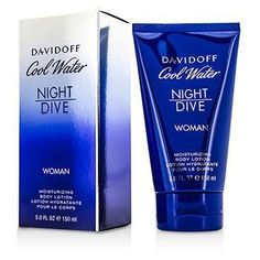 Cool Water Night Dive Moisturizing Body Lotion - 150ml-5oz