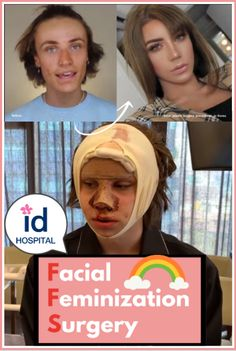 Transgender sugar baby, Cluam Sutherland, 21 from Australia underwent plastic surgery procedures in Korea (Amazing plastic surgery before and after) Male To Female Transgender, Transgender Model, Transgender Girls, Transgender Transformation, Male To Female Transformation, Male To Female Transition, Mtf Transition, Transgender Hormones, Facial Feminization Surgery
