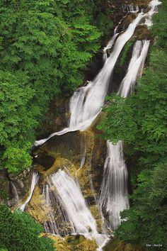 Kirifuri-Falls, Tochigi, Japan