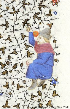 Book of Hours, MS M.1004 fol. 31r - Images from Medieval and Renaissance Manuscripts - The Morgan Library & Museum
