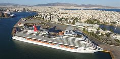 Homeporting Picks Up Pace at Piraeus, Cruise Passengers Welcomed with Shows
