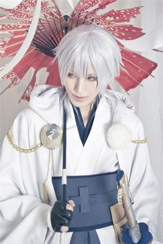 DeKi Tsurumaru Kuninaga Cosplay Photo