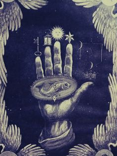 vibe-decorium:    Hand of Mysteries