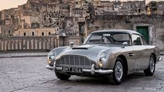 These 4 Aston Martin Cars Are Featured in the Next 'James Bond' Film 'No Time to Die'