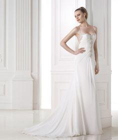 vestido de noiva pronovias coleção 2015 fashion MAUREEN #casarcomgosto