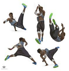 character study, male    dancing, breakdancing