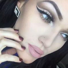 Quick video of my favorite liquid lipstick at the moment! @anastasiabeverlyhills in 'pure Hollywood'   #vegas_nay  #anastasiabeverlyhills #glam #toofacedcosmetics #makeupaddict #mac  #toofaced  #instabeauty #instamakeup  #makeupjunkie #urbandecay #nars #stila #motivescosmetics #wakeupandmakeup #morphegirl #sigmabeauty #nyxcosmetics #morphebrushes #motd #fotd #beauty #makeup  #makeuplover #hudabeauty #shophudabeauty #lolashoetique via @angela4design by _mimixoxo__