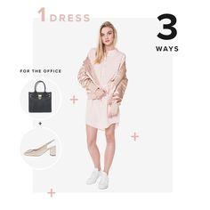 1 dress? 3 ways how to wear them #bibloo #howtowear