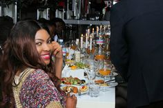 Birthday Dinner At Fashion Pre-party Restaurant Kharkov | ModaVrachas Spot Personal Style Fashion Blog