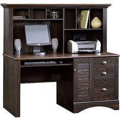 7 best enclosed desks images office desk office desks secretary rh pinterest com