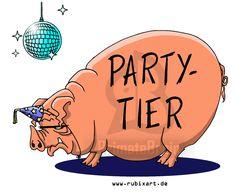Partyhard!! (Zu bestellen auf www.primatebrain.com.)