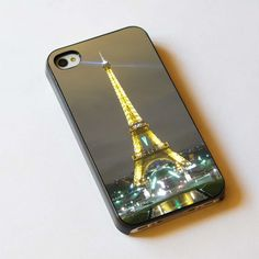 The Eiffel Tower For Apple Phone, IPhone 4/4S Case, IPhone 5 Case, Cover Plastic