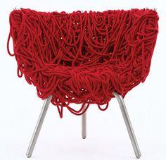 Campana-looks like spaghetti!