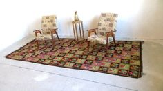 Perzisch Tapijt Goedkoop : 1 85x2 95m 6.1x9.7ft tapis kilim laine floral rug morrocan