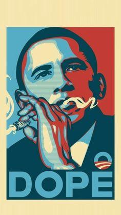 No Hope - But Dope | #obama #fun #dope
