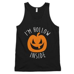 I'm Hollow Inside Men's Tank