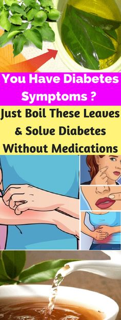 You Have Diabetes Symptoms ? Just Boil These Leaves And Solve Diabetes Without Medications - infacter