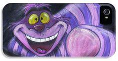 Cheshire Cat iPhone5 Case  - Pixals.com