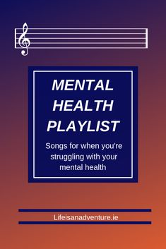 Songs for when you're struggling with your mental health