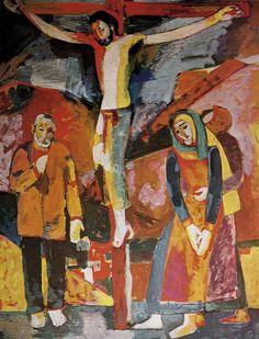 Behold your son: Walter Wittwer [Retrieve Lament] — Tamara Hill Murphy Armenian Culture, Painter Artist, Catholic Art, Sacred Art, Ancient Civilizations, Deities, New Art, Christ, Bible