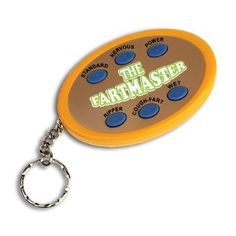 Amazon.com: 305 FartMaster Electronic Keychain: Toys & Games