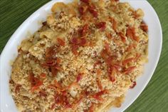Pepper Jack Mac & Cheese with Bacon