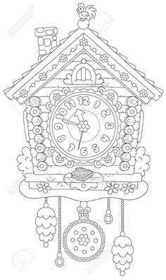 c is for cuckoo clock house ideas cuckoo clocks clock