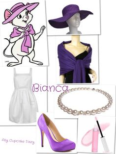Bianca Disney Inspired Outfit by Me