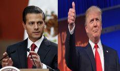 Aujourd'hui, le président du Mexique Enrique Peña Nieto, a reçu à la résidence…