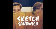Download past episodes or subscribe to future episodes of Sketch Sandwich with Jason & Natashia by EarWhole Media for free. Itunes, Past, Sandwiches, Sketch, Apple, Future, Free, Sketch Drawing, Apple Fruit