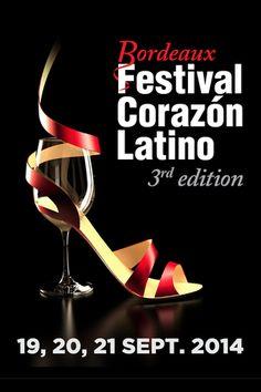 Cenon (33) : Festival Corazon Latino (3ème édition) du 19 au 21 septembre 2014 https://www.facebook.com/events/696227870469231/