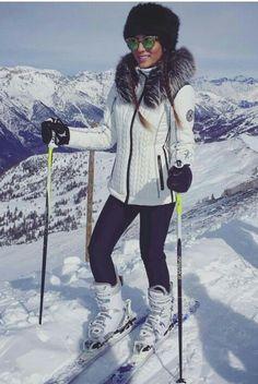 Die richtige Kleidung zum Skifahren 10 besten Outfits 86929462b