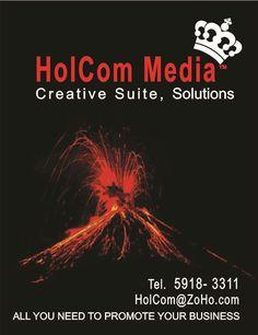 #HolCom MEDIA