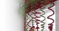 Remember the Time: Pipe cleaners and Christmas bulbs... cute