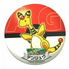 Pokemon 2006 Sapporo Ichiban Ramen AG Collection Series Ampharos Sticker
