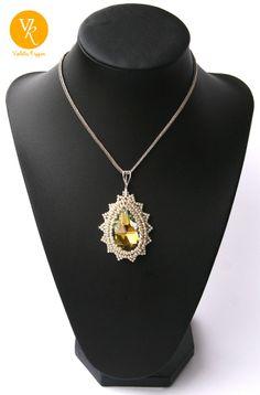 Svarowski Crystal 1, other works you can find at facebook, just search for violettakrygier.