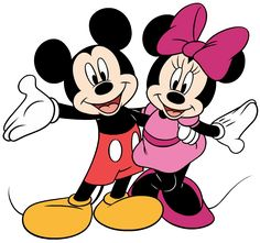 mickey and minnie - Google Search