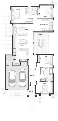 Standard floorplan for The Cebel