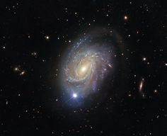NGC 4981 was discovered on 17 April 1784 by William Herschel, and subsequently documented in John Dreyer's New General Catalogue. Over a century later, on 23 April 1968, the galaxy once again made it into the records when a Type la supernova — a stellar explosion in a binary star system — occurred within its confines: SN 1968I. SN 1968I, however, was not to be the galaxy's only supernova. Decades later, the core collapse of a massive star led to supernova SN 2007c.