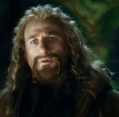 Fili | his face at this moment made my stomach turn. Bilbo just told him Thorin was sick, and as he's rattling off symptoms, it looks like an old story is coming back to Fili. One he didn't want to believe at first. But is coming to life before his eyes.