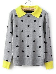 quirky pullover!