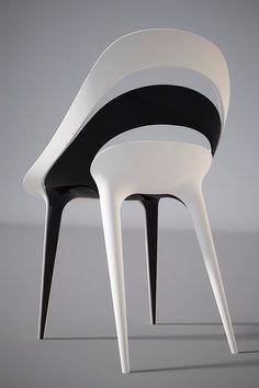 FLO Chair Concept by Svilen Gamolov