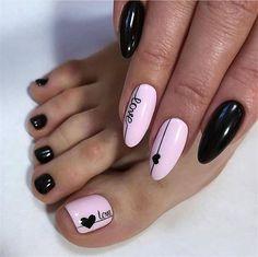 Discover new and inspirational nail art for your short nail designs. Heart Nails, Us Nails, Swag Nails, Love Nails, Valentine's Day Nail Designs, Acrylic Nail Designs, Trendy Nail Art, Stylish Nails, Valentine Nail Art