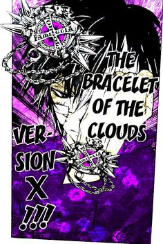 Cloud Bracelet Ver. X +SPOILER by BeautifulParanoia on DeviantArt