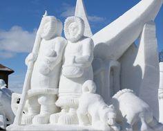 snow sculptures | Snow-Sculptures-Around-The-World-Native.jpg
