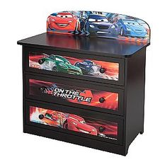 Delta Childrens -Cars 3 Draw Chest for my 3 year old